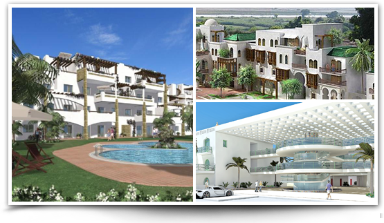 Property in the Moroccan city Tangier