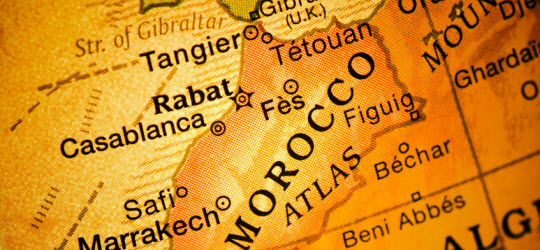 Investeren in Marokko