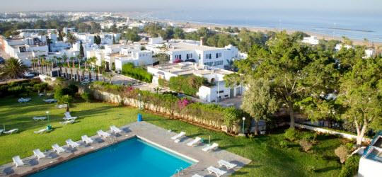 Vakantieaccommodatie in Marokko